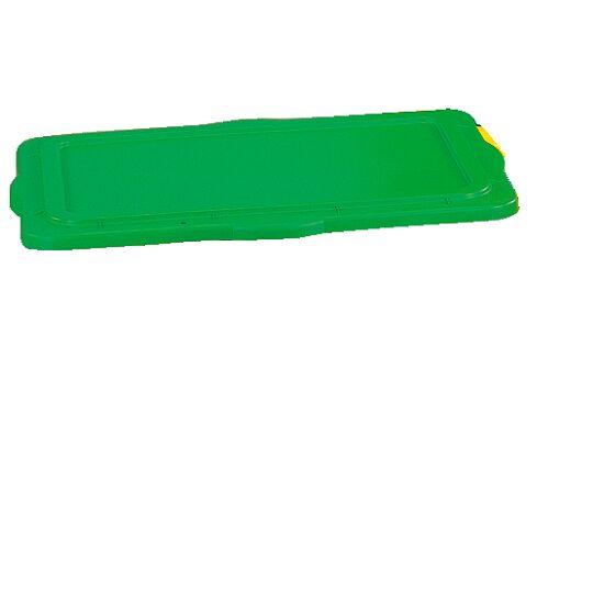 Sport-Thieme® Klemdeksel voor materiaalbox Groen