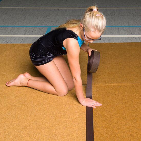 Sport-Thieme Klittenband 12 m, Bruin