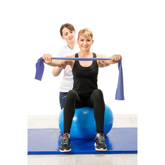 Sport-Thieme® Latexvrije Fitnessband Blauw, sterk