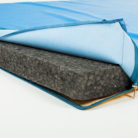 Sport-Thieme® Lichte Kinderturnmat, 200x125x8 cm Basis, Blauw
