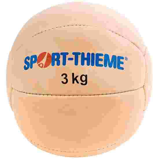 "Sport-Thieme Medicijnbal ""Classic"" 3 kg, ø 24 cm"