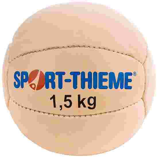 "Sport-Thieme Medicijnbal ""Classic"" 1,5 kg, ø 19 cm"