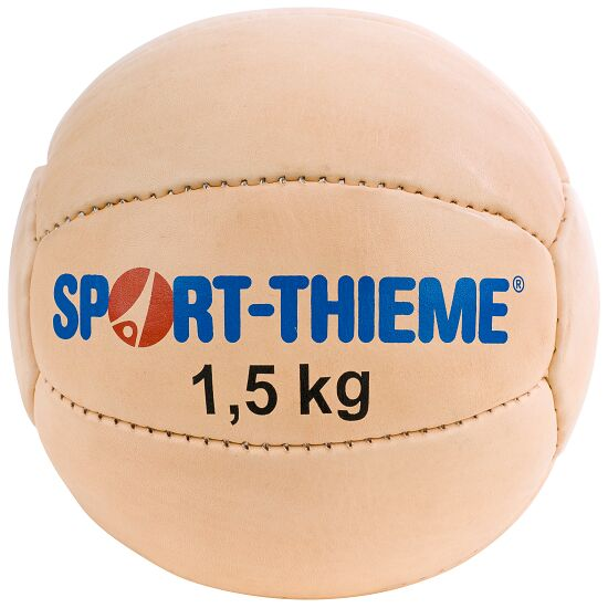 "Sport-Thieme® Medicinebal ""Classic"" 1,5 kg, ø 19 cm"