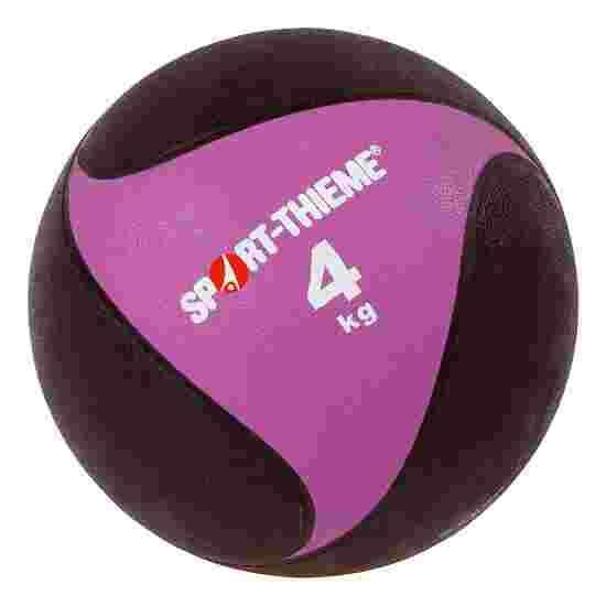 Sport-Thieme Medicinebal uit rubber 4 kg, ø 24 cm