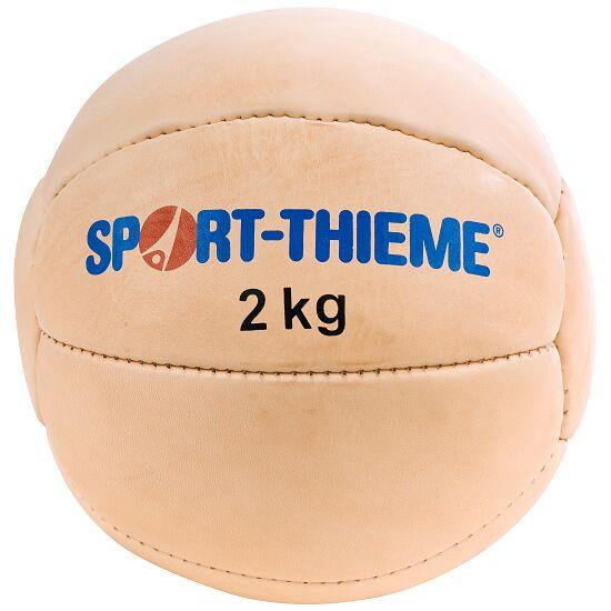Sport-Thieme Medicinebal 2 kg, ø 22 cm
