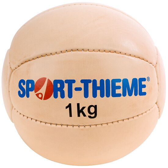 Sport-Thieme Medicinebal 1 kg, ø 19 cm