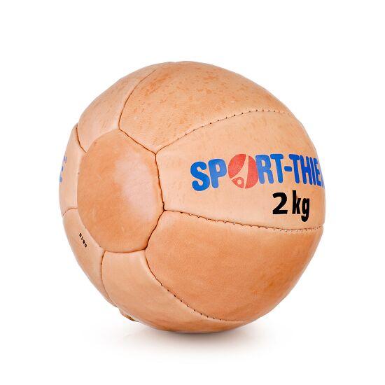"""Sport-Thieme® Medicineballen """"Tradition"""" 2 kg, ø 25 cm"""