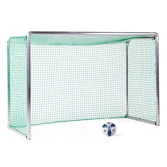 """Sport-Thieme Mini-Trainingsdoel """"Protection"""" 2,40x1,60 m, diepte 1,00 m, Incl. net groen (mw 4,5 cm)"""