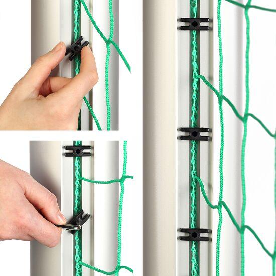 """Sport-Thieme Mini-Trainingsdoel """"Protection"""" 1,20x0,80 m, diepte 0,70 m, Incl. net groen (mw 4,5 cm)"""