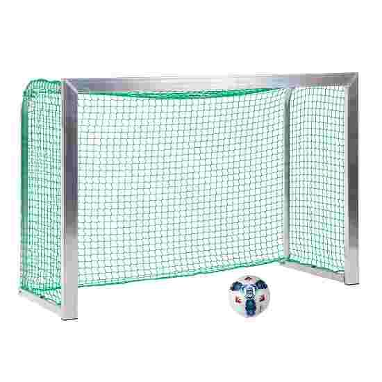 Sport-Thieme Minitraining doel, met inklapbare netbeugels 1,80x1,20 m, diepte 0,70 m, Incl. net groen (mw 4,5 cm)