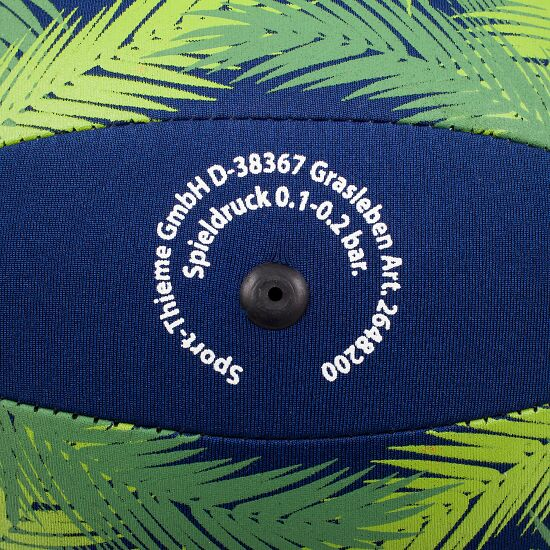 """Sport-Thieme® Neopreen Volleybal """"Neogrip"""" """"Palm"""" groen-blauw"""