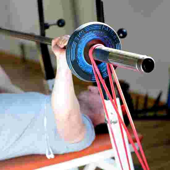 """Sport-Thieme Powerband """"Jumpstretch"""" Rood, licht"""