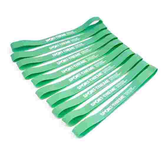 Sport-Thieme Rubberbanden 10-delige sets Groen, licht
