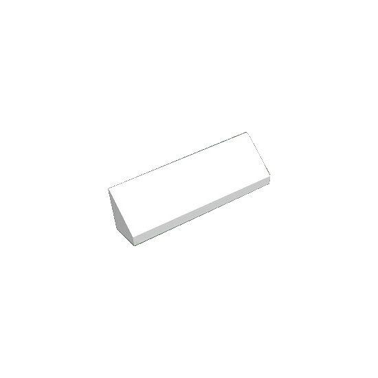 Sport-Thieme Schuine wandkussens voor snoezelkamers Lxbxh: 72,5x40x50 cm