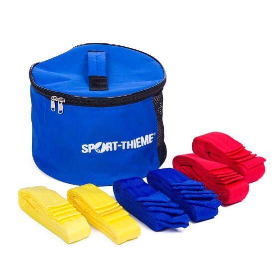 Sport-Thieme® Set teambanden Kinderen, L: 55 (110) cm