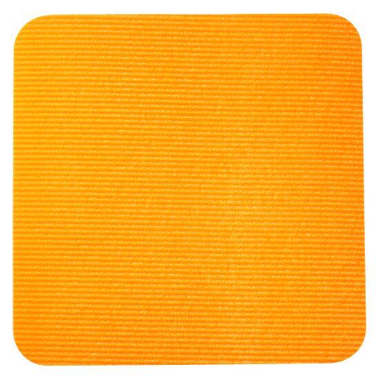 Sport-Thieme® Sporttegel Oranje, Vierkant, 30x30 cm