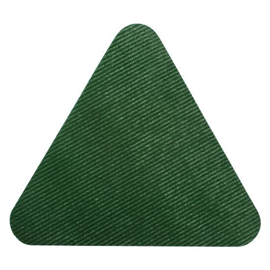 Sport-Thieme® Sporttegel Groen, Driehoek, zijlengte 30 cm