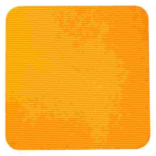 Sport-Thieme Sporttegels Oranje, Vierkant, 30x30 cm