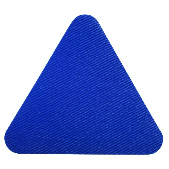 Sport-Thieme Sporttegels Blauw, Driehoek, zijlengte 30 cm