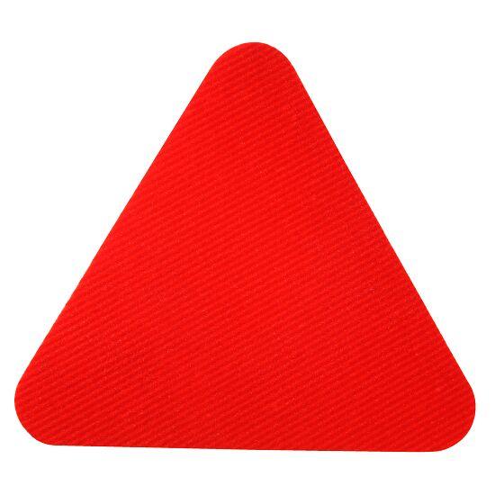 Sport-Thieme Sporttegels Rood, Driehoek, zijlengte 30 cm