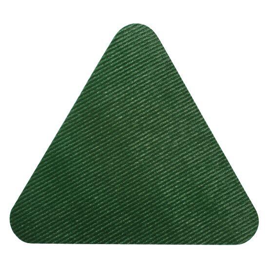 Sport-Thieme Sporttegels Groen, Driehoek, zijlengte 30 cm