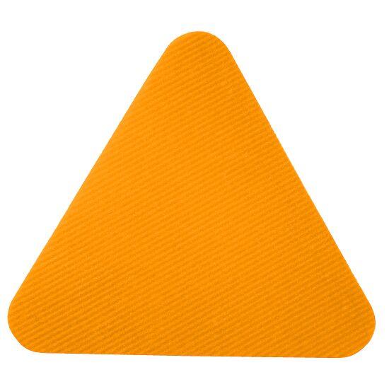 Sport-Thieme Sporttegels Oranje, Driehoek, zijlengte 30 cm