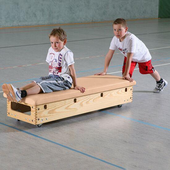 Sport-Thieme® Springkasten Met zwenk- en rij-inrichting