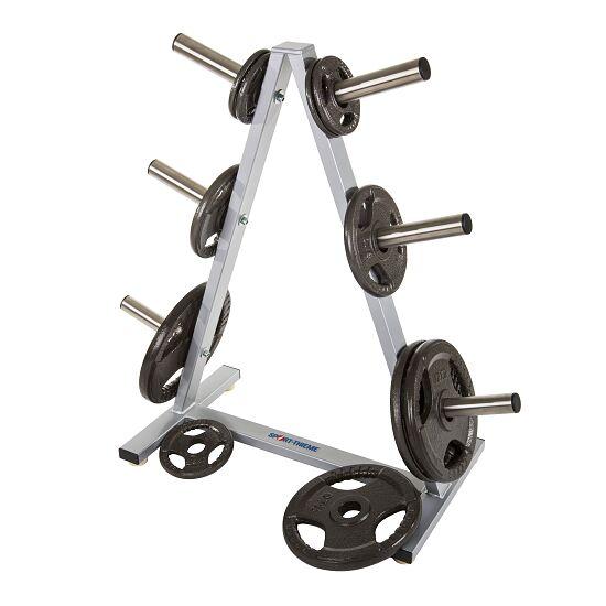 Sport-Thieme® standaard voor halterschijven 50 mm, 6 pennen