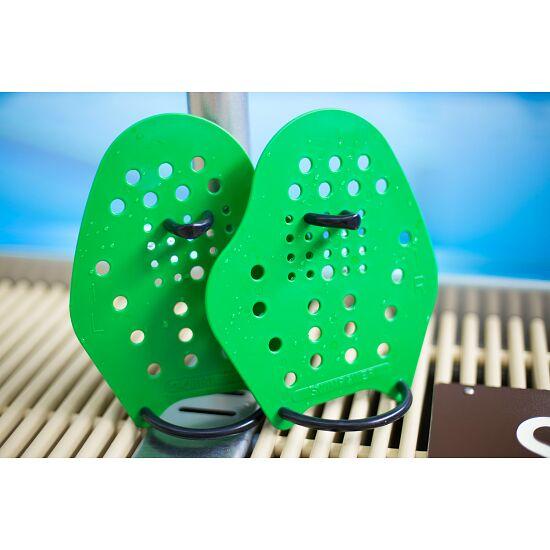 Sport-Thieme Swim-Power Paddles Maat S, 19x16 cm, groen