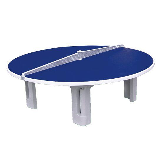 """Sport-Thieme Tafeltennistafel Polymeerbeton tafeltennistafel """"Rondo"""" Blauw"""