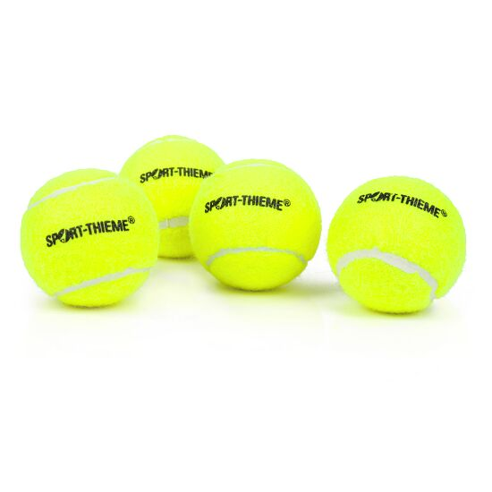 "Sport-Thieme® Tennisballen ""Trainer"" 4-delige set"