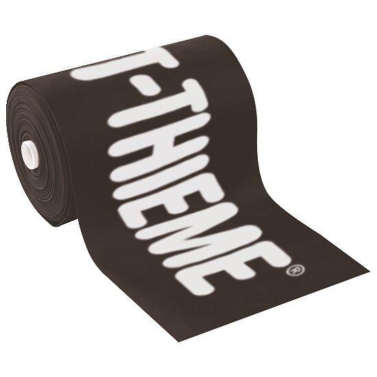 """Sport-Thieme Therapieband  """"75"""" 2 m x 7,5 cm, Zwart = ultra sterk"""