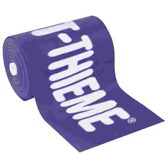 "Sport-Thieme Therapieband  ""75"" 2 m x 7,5 cm, Violet, sterk"