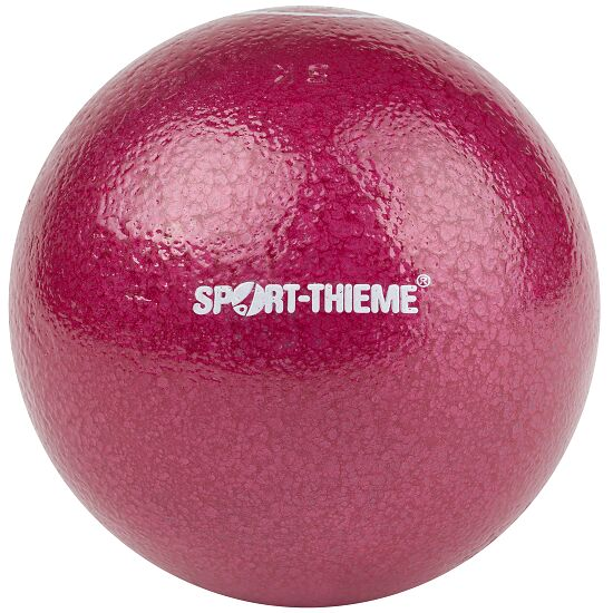 "Sport-Thieme Trainings-Stootkogel ""School"" 5 kg, rood, ø 109 mm"