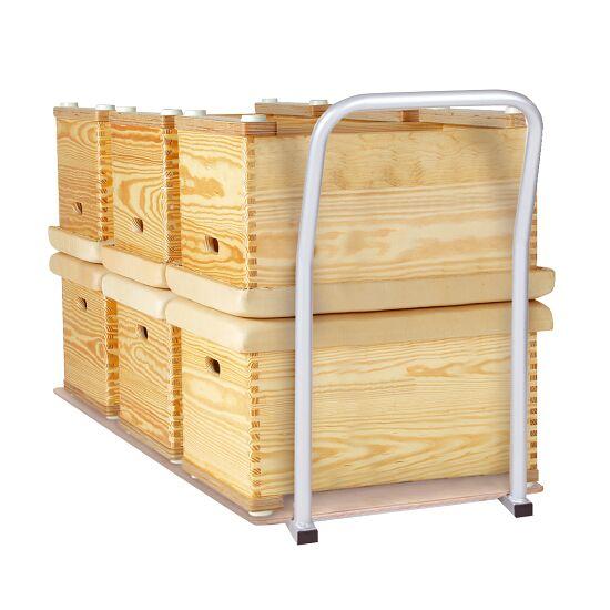 Sport-Thieme Transportwagen voor 1- en 3-delige springkasten
