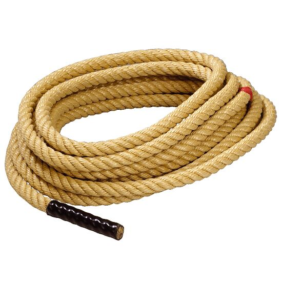 Sport-Thieme® Trektouw L: 10 m, ø 20 mm, Harde vezel, voor outdoor