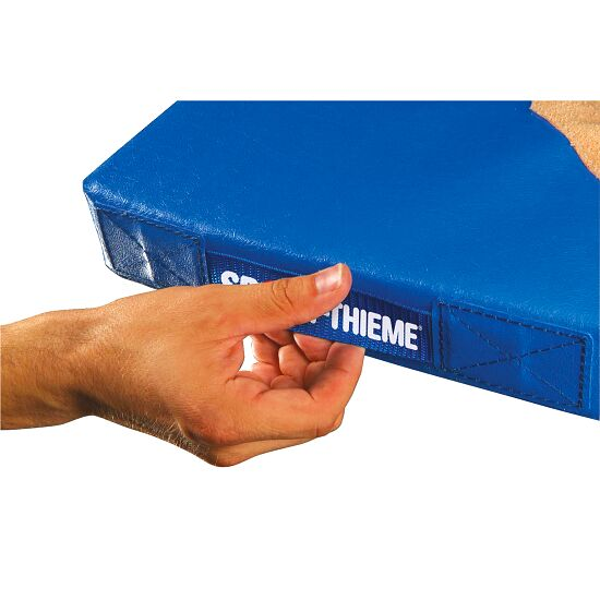 "Sport-Thieme® Turnmat ""Special"" 200x100x6cm Basis, Turnmattenstof blauw"