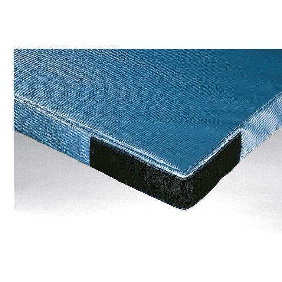 "Sport-Thieme Turnmat ""Super"" 200x100x6cm Basis, Turnmattenstof blauw"