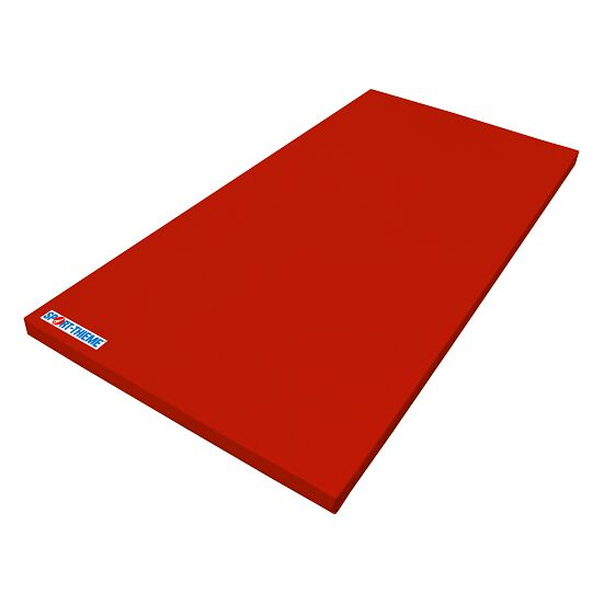 """Sport-Thieme® Turnmat """"Superlicht"""" Rood, 100x50x6 cm"""