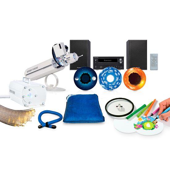 Sport-Thieme® Uitrustingsset voor de SNOEZELEN® Mobiel