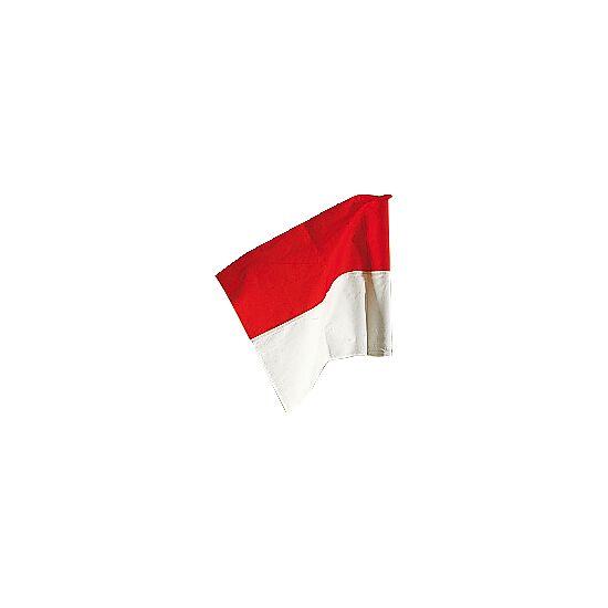 Sport-Thieme® Vlag voor grenspaal ø50 mm Rood-wit