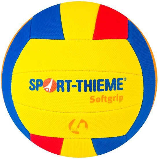 "Sport-Thieme Volleybal  ""Softgrip"" Maat 4, 315 g"