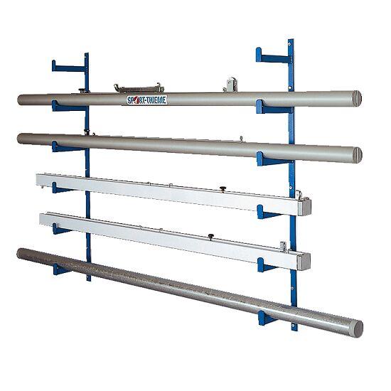 Sport-Thieme® Wandhouder Met 6 dwarsarmen