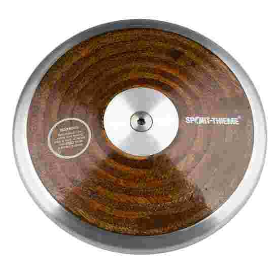 "Sport-Thieme Wedstrijd-Discus  ""Hout"" 1,5 kg"