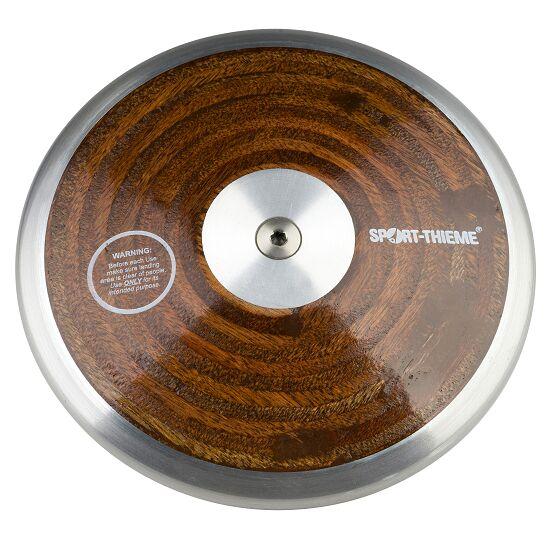 "Sport-Thieme® Wedstrijd-Discus ""Hout"" 1,75 kg"