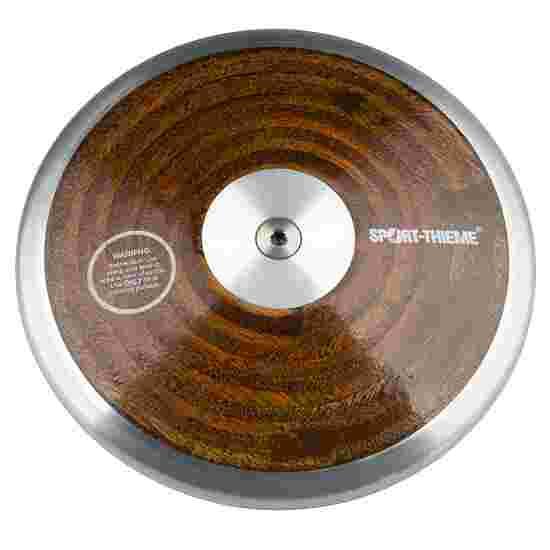 "Sport-Thieme Wedstrijd-Discus  ""Hout"" 1,75 kg"