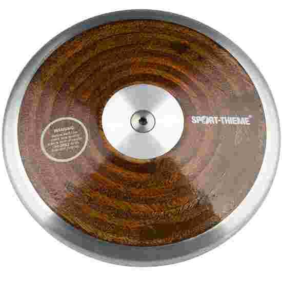 "Sport-Thieme Wedstrijd-Discus  ""Hout"" 2 kg"