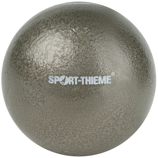 Sport-Thieme® Wedstrijd-Stootkogel getarreerd 4 kg, zwart, ø 102 mm