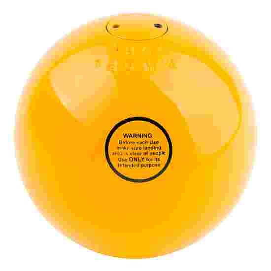 """Sport-Thieme Wedstrijd-Stootkogel """"Staal"""" 7,26 kg, geel, ø125 mm"""