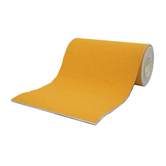 Sport-Thieme® Wedstrijd vloerturnoppervlak 12x12 m 25 mm, Amber